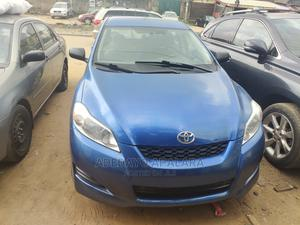 Toyota Matrix 2010 Blue | Cars for sale in Lagos State, Alimosho