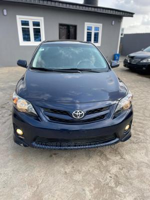Toyota Corolla 2012 Blue | Cars for sale in Lagos State, Ifako-Ijaiye