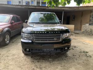 Land Rover Range Rover Vogue 2010 Black   Cars for sale in Lagos State, Amuwo-Odofin