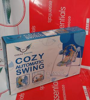 Cozy Automatic Swing | Children's Gear & Safety for sale in Lagos State, Maryland