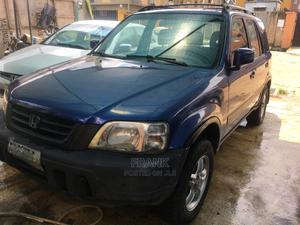 Honda CR-V 1999 Blue | Cars for sale in Lagos State, Yaba