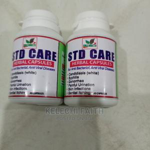 Std Care Herbal Capsule   Vitamins & Supplements for sale in Lagos State, Amuwo-Odofin