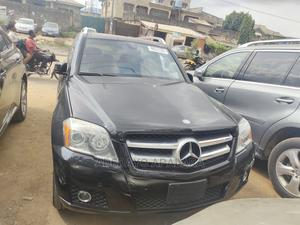 Mercedes-Benz GLK-Class 2011 350 Black | Cars for sale in Lagos State, Alimosho