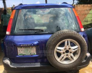 Honda CR-V 2001 2.0 Automatic Blue | Cars for sale in Lagos State, Yaba