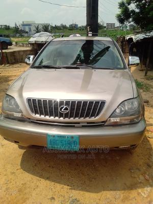 Lexus RX 2000 300 2WD Gold | Cars for sale in Rivers State, Port-Harcourt