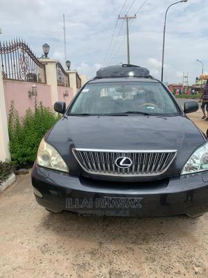 Lexus RX 2004 330 Black   Cars for sale in Lagos State, Ikeja