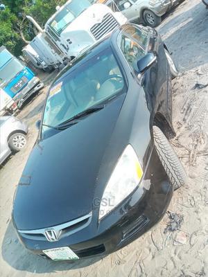 Honda Accord 2007 Black | Cars for sale in Lagos State, Ajah
