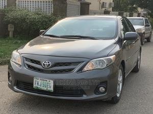 Toyota Corolla 2013 Gray | Cars for sale in Abuja (FCT) State, Garki 2