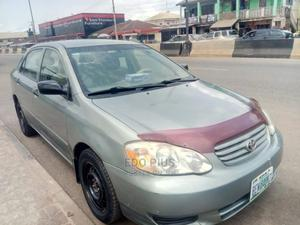 Toyota Corolla 2004 LE Green   Cars for sale in Edo State, Benin City