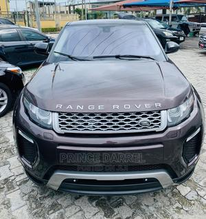 Land Rover Range Rover Evoque 2014 Brown   Cars for sale in Lagos State, Lekki