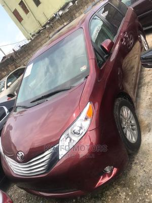 Toyota Sienna 2016 Red | Cars for sale in Lagos State, Ikeja