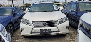 Lexus RX 2013 350 AWD White   Cars for sale in Lagos State, Lekki