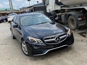 Mercedes-Benz E350 2016 Black | Cars for sale in Lagos State, Ikeja