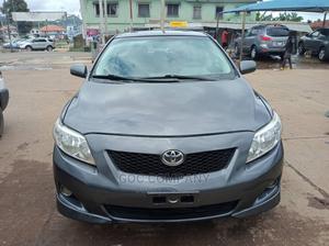 Toyota Corolla 2010 Black   Cars for sale in Ekiti State, Ado Ekiti
