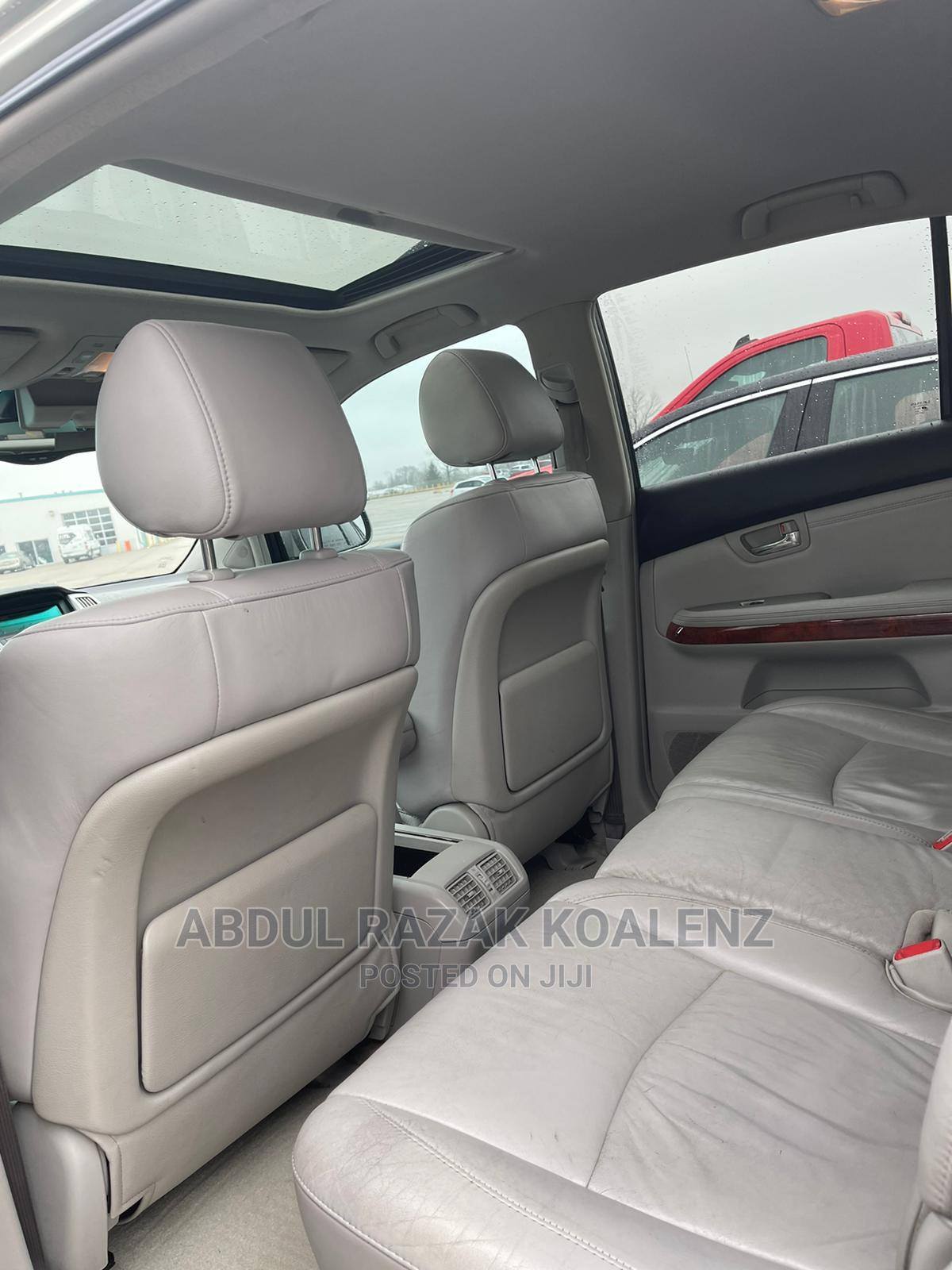 Lexus RX 2008 Gold | Cars for sale in Agege, Lagos State, Nigeria