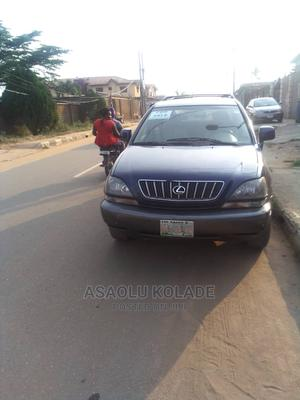 Lexus RX 2003 300 4WD Blue   Cars for sale in Lagos State, Abule Egba