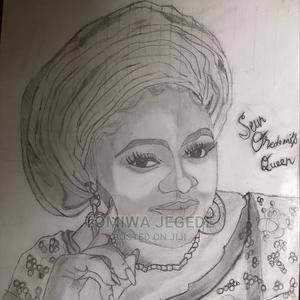 Portrait Drawing   Arts & Crafts for sale in Lagos State, Ajah