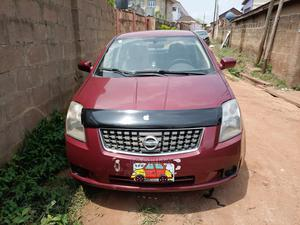 Nissan Sentra 2007 2.0 S Red | Cars for sale in Oyo State, Ibadan