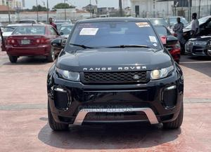 Land Rover Range Rover Evoque 2015 Black | Cars for sale in Lagos State, Lekki