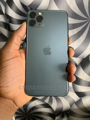 Apple iPhone 11 Pro Max 256 GB Green   Mobile Phones for sale in Lagos State, Alimosho