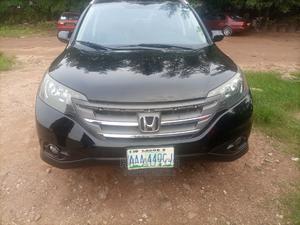 Honda CR-V 2013 Black | Cars for sale in Abuja (FCT) State, Jabi