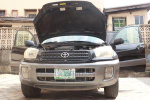 Toyota RAV4 2003 Automatic Black   Cars for sale in Lagos State, Ikeja