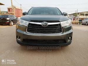 Toyota Highlander 2015 Green | Cars for sale in Lagos State, Ifako-Ijaiye