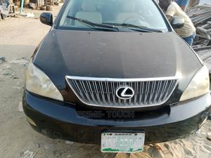 Lexus RX 2006 330 Black   Cars for sale in Lagos State, Surulere