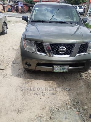 Nissan Pathfinder 2005 SE 4x4 Green   Cars for sale in Delta State, Uvwie
