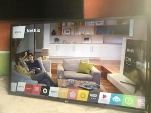 """40"""" LG Webos UHD Full Smart With Mirrocast Netflix Etc   TV & DVD Equipment for sale in Lagos State, Ajah"""