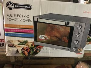 Crown Star 40L Oven | Kitchen Appliances for sale in Lagos State, Ikeja