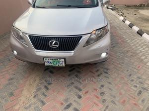 Lexus RX 2011 350 Silver   Cars for sale in Lagos State, Lekki