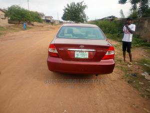 Toyota Camry 2003 Red   Cars for sale in Osun State, Iwo