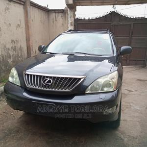 Lexus RX 2008 350 Gray | Cars for sale in Lagos State, Isolo