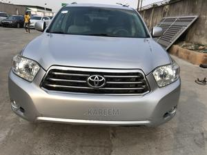 Toyota Highlander 2010 Sport Silver | Cars for sale in Lagos State, Maryland