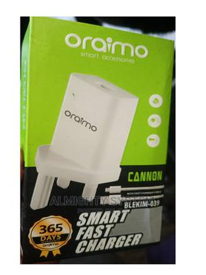 Original Oraimo Mobile Charger   Accessories for Mobile Phones & Tablets for sale in Lagos State, Ikeja