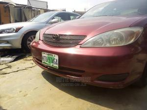 Toyota Camry 2003 Red   Cars for sale in Lagos State, Surulere