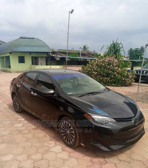 Toyota Corolla 2019 LE (1.8L 4cyl 2A) Black | Cars for sale in Lagos State, Ikeja