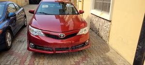 Toyota Camry 2014 Red | Cars for sale in Lagos State, Abule Egba