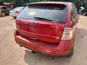 Ford Edge 2008 Red | Cars for sale in Lagos State, Ojodu