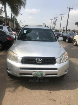 Toyota RAV4 2008 Limited V6 Silver   Cars for sale in Lagos State, Ikeja