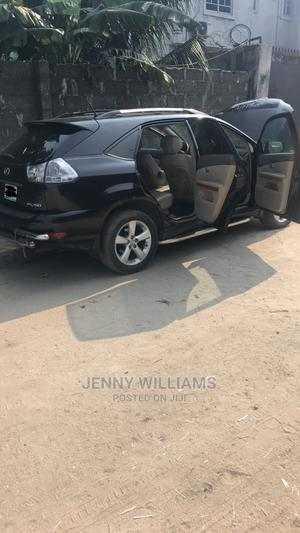 Lexus RX 2008 Black   Cars for sale in Rivers State, Port-Harcourt