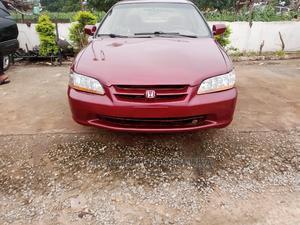Honda Accord 2001 Red   Cars for sale in Abuja (FCT) State, Gwagwalada