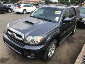 Toyota 4-Runner 2007 Limited 4x4 V6 Blue | Cars for sale in Lagos State, Ikeja