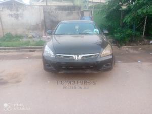 Honda Accord 2007 2.0 Comfort Black | Cars for sale in Lagos State, Ikeja