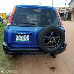 Honda CR-V 1999 2.0 4WD Blue | Cars for sale in Kaduna State, Zaria
