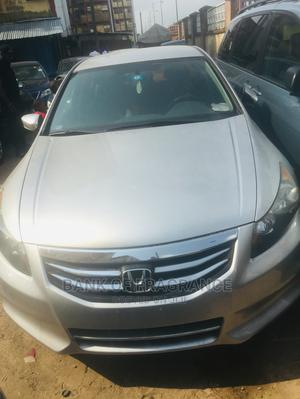 Honda Accord 2012 Sedan EX Automatic Silver | Cars for sale in Lagos State, Surulere
