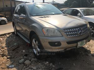 Mercedes-Benz M Class 2008 ML 350 4Matic Silver | Cars for sale in Lagos State, Surulere