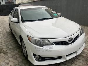 Toyota Camry 2014 White | Cars for sale in Lagos State, Ajah