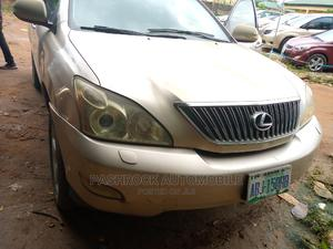 Lexus RX 2005 330 4WD Gold   Cars for sale in Abuja (FCT) State, Jabi